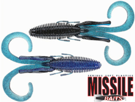 "Missile Baits Baby D Stroyer 5"" Bruiser Flash"