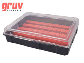 Gruv Fishing Tackle Boxen