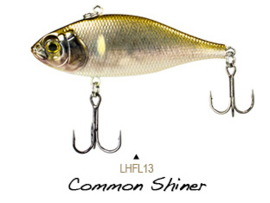 Lunkerhunt Fillet 1 oz (plm 25 gr) Common Shiner