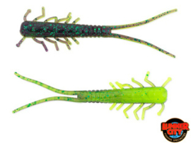 """Lunker City Hellgie 3"""" Two Face"""