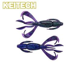 "Keitech Crazy Flapper 2,8""  Electric June Bug"