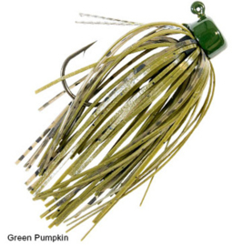 Z Man Micro Finesse Jig 1/8 oz (3,5 gram) Green Pumpkin