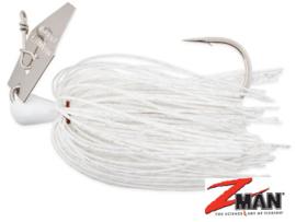 Z Man Chatterbait Elite 1/2 oz (plm 14 gram) White