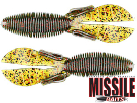 "Missile Baits D Bomb 4"" Watermelon Red"