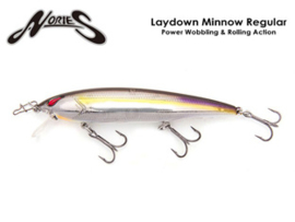 Nories Laydown Minnow Regular Suspend Silent