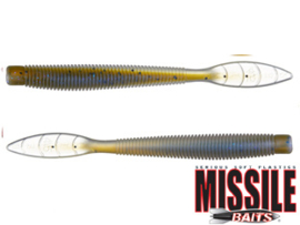 "Missile Baits Quiver 4,5"" Goby Bite"