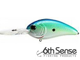 6th Sense Fishing Crush 300DD Herring Shad