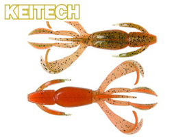 "Keitech Crazy Flapper 3,6"" Fire Tiger"