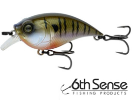 6th Sense Fishing Curve Finesse Squarebill 4K Bluegill
