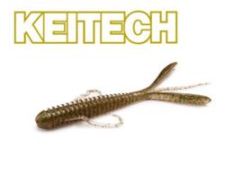 "Keitech Hog Impact 3"" Sahara Olive Flake"