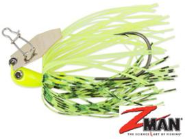 Z Man Micro Chatterbait Micro 1/8 oz (3,5 gram) Chartreuse