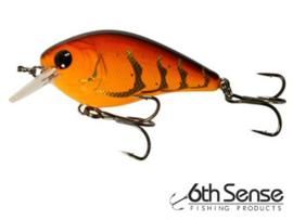 6th Sense Fishing Crush Mini 25X Wild Lava Craw