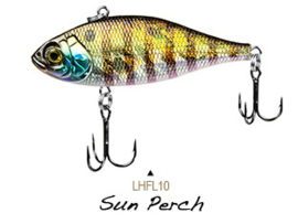 Lunkerhunt Fillet 1 oz (plm 25 gr) Sun Perch