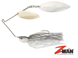 Z Man SlingBladeZ Double Willow Clearwater Shad 1/2 oz (14 gram)