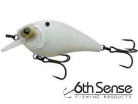 6th Sense Fishing Crush Flat 75x Spanish Pearl
