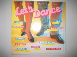 Let's Dance uit 1983 met 14 original Hits NR.LP00147