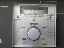 Thermomaquet Regelapparaat van 0 t/m 40 Graden