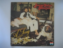 George Baker Selection, a song for you NR.LP00126