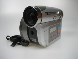 Protax HC 700 Digital Camcorder Video Camera