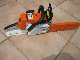 Stihl type 026 top beste motorkettingzaag z.g.a.n.