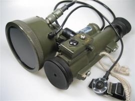 Nachtkijker Infrarood van Philips Usfa 12 Volt met Tas