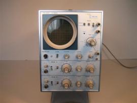 Philips oscilloscope PM 3230