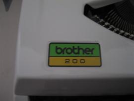 Brother 200 gebruikt wel als nieuw