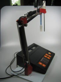 PH meter-tester Microprocessor Bench PH meter occasion