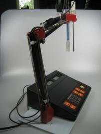 PH meter-tester Microprocessor Bench PH meter occasion