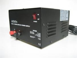 Power supply dc-13,8 volt nieuw
