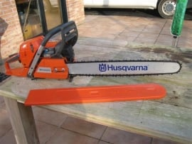 Husqvarna Nieuw 390 XP kettingzaag demo nieuw