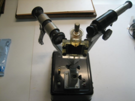 Chronometer of wel Zeitmesser Laboratorium Apparatuur Gebruikt