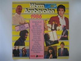 Verzamel Lp Warm aanbevolen 1986 NR.LP00133