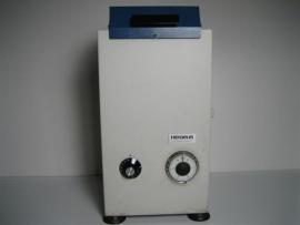 Heraeus Centrifuge met Verwarming uit ons atelier zelf