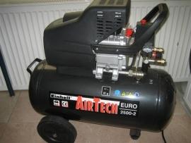 Lucht Compressor Mobiel op 220 volt 50 lieter NR.MC202
