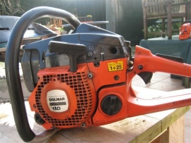 Sachs-Dolmar type 120 kettingmachine i.z.g.s.