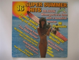 16 Super Summer Hits, o.a. Dr. Hook NR.LP00135