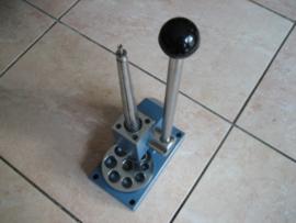 Ring Oprek & Verkleinapparaat  voor Goudsmid uit ons Atelier