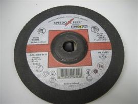 Staal doorslijpschijf voor bouwmachines, tevens ook haakse tol NR.FL1806422SP