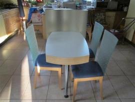 Exclusieve winkel verkoop tafels met of zonder stoelen te koop