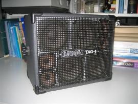 Te koop Prof.Davoli-Tag-4 geluidsboxen NR.PDT0144