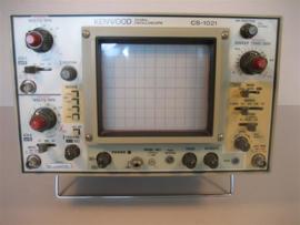 Kenwood Oscilloscope CS-1021