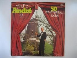 André 2 / 50 onvergetelijke liedtjes NR.LP00118