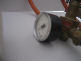 Smeltoven voor gas voor het smelten van o.a. Goud en Zilver