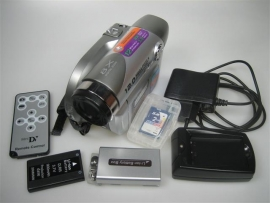 Protax HC 700 Digital Camcorder Video Camera
