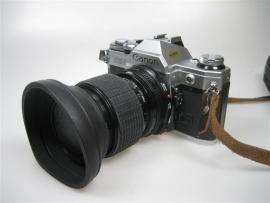 Canon AE-1 Siegelreflex Camera