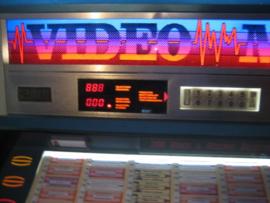 Ami R-91 Jukebox voor 100 singels in goede staat.