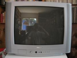 Kleuren tv - in de staat van nieuw