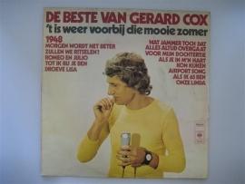 De beste van gerard Cox, .t is weer voorbij NR.LP00128