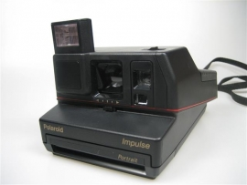Polaroid type Impulse Camera z.g.a.n.